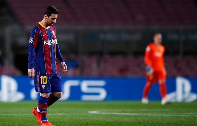 Messi cũng phải chấp nhận giảm lương như bao cầu thủ khác