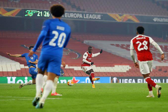 Pepe đã chơi rất hay ở trận này