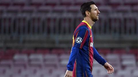 Lộ lý do Messi phải ngồi dự bị trước Betis