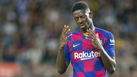 Tỏa sáng trước Betis, Dembele vẫn đối diện tương lai u ám tại Barca