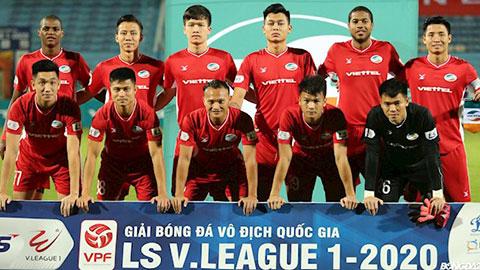 Những yếu tố giúp Viettel vô địch V.League lần đầu tiên
