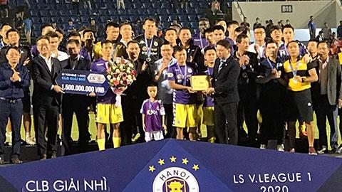 Kết thúc một thập kỷ của Hà Nội FC