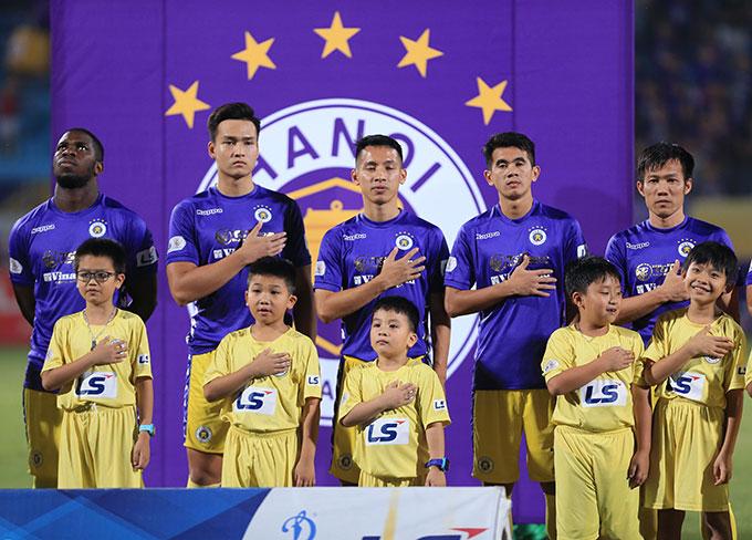 Hà Nội FC sẽ có ngôi sao thứ 6?