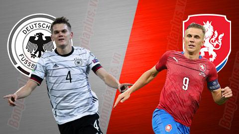 Nhận định bóng đá Đức vs CH Czech, 02h45 ngày 12/11: Giải khát chiến thắng