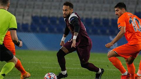 Neymar xin được ở lại PSG