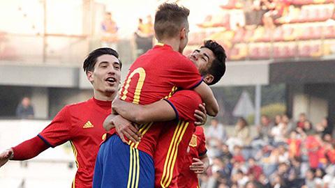 ĐT Tây Ban Nha gọi bổ sung Bellerin và Asensio