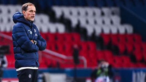 HLV Tuchel sẽ sớm phải rời PSG?
