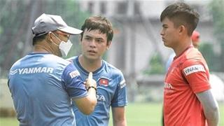 Trung vệ trẻ Nghệ An thừa nhận chưa hoà nhập với U22 Việt Nam