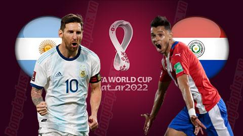 Nhận định bóng đá Argentina vs Paraguay, 7h00 ngày 13/11: Duy trì mạch thắng
