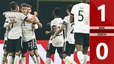 Đức 1-0 Czech (Giao hữu 2020)
