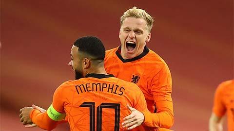 Van de Beek tỏa sáng tại tuyển Hà Lan, cộng đồng fan M.U dậy sóng