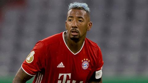 Tin giờ chót 12/11: Bayern để trung vệ Boateng ra đi tự do