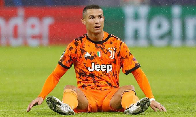 Ronaldo nhiều khả năng rời Juventus vào cuối mùa này