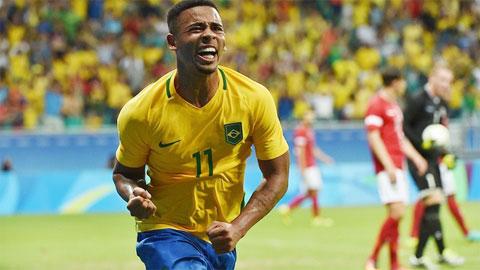 """Neymar """"đi vắng"""", cơ hội của Jesus"""