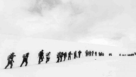 'Last Desert', cuộc đua  siêu marathon khốc liệt nhất hành tinh