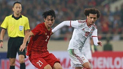 ĐT UAE vẫn khổ sở về hàng thủ