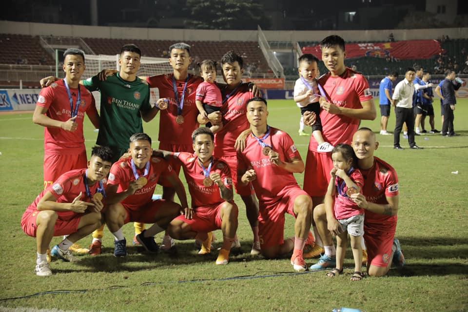 6 cầu thủ của Sài Gòn FC sẽ gia nhập Quảng Nam ở giải hạng Nhất 2021