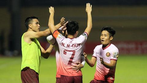 Quyết tâm trở lại V.League, Quảng Nam FC chiêu mộ 6 cầu thủ Sài Gòn FC
