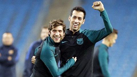 Thời của Barca ở La Roja đã qua