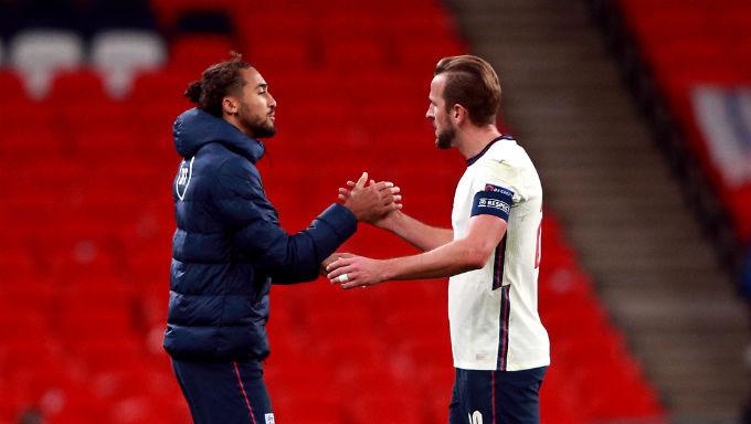 Kane và Calvert-Lewin là 2 tiền đạo có phong độ cao nhất của ĐT Anh hiện nay