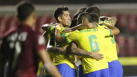 Những điểm nhấn trận Brazil 1-0 Venezuela