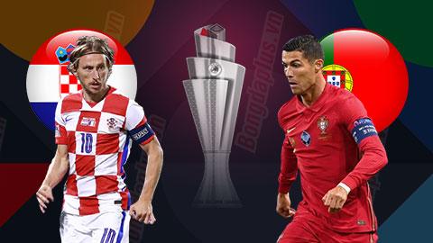 Nhận định bóng đá Croatia vs Bồ Đào Nha, 02h45 ngày 18/11
