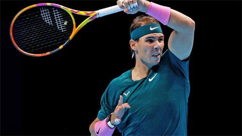 Nadal thắng dễ trận ra quân ATP Finals 2020