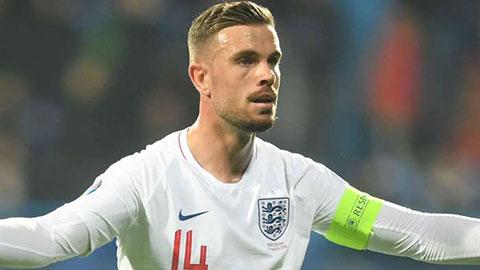 Henderson chấn thương khiến Liverpool lâm vào khủng hoảng nhân sự trên diện rộng