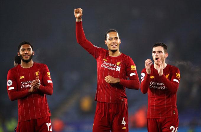 Liverpool trước viễn cảnh khủng hoảng bộ tứ vệ