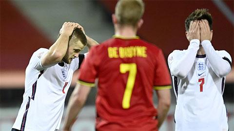 Thấy gì từ thất bại của Anh trước Bỉ ở Nations League?