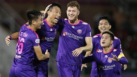 Đội trưởng ra đi, Sài Gòn FC mất 18 cầu thủ!