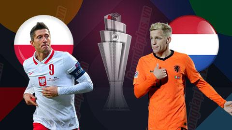 Nhận định bóng đá Ba Lan vs Hà Lan, 02h45 ngày 19/11: Hy vọng mong manh cho cả hai