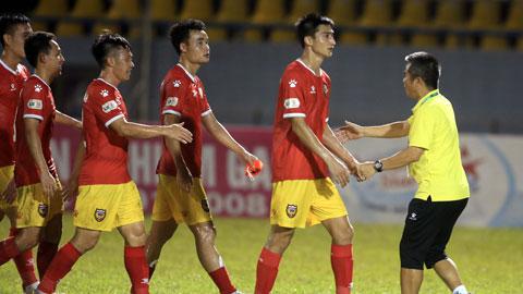 HL Hà Tĩnh được coi là hiện tượng ở mùa giải 2020 Ảnh: MINH TUẤN