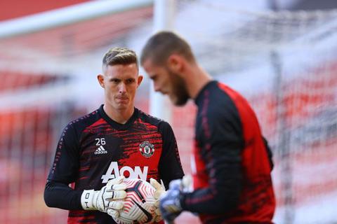 Henderson sẽ không có vị trí chính thức tại ĐT Anh nếu vẫn làm dự bị cho De Gea