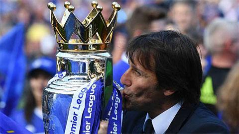 Conte muốn quay lại Anh