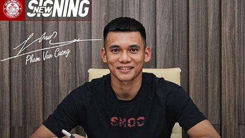 TP.HCM chiêu mộ thủ môn tuyển Việt Nam, Bùi Tiến Dũng bị đe doạ