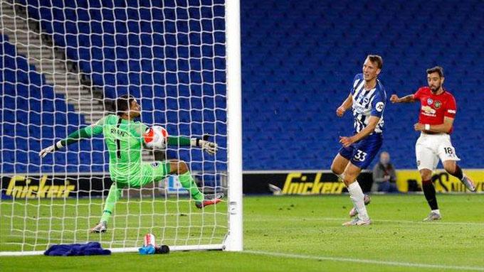 Fernandes vẫn đang bùng nổ ở khả năng ghi bàn