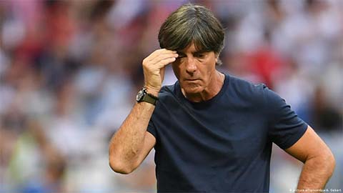 HLV Loew được đảm bảo tương lai dù Đức thua đậm Tây Ban Nha 0-6
