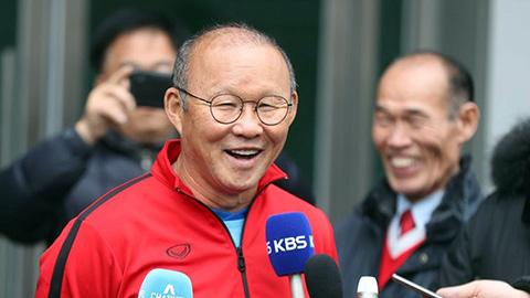 HLV Park Hang Seo nhận vinh dự cực lớn tại Hàn Quốc