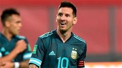 Messi tiếp tục thiết lập kỷ lục mới