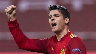 Morata gửi đại thắng trước Đức cho... antifan