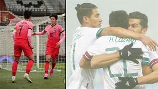 Giao hữu đội tuyển: Nhật Bản thua đau Mexico, Hàn Quốc thắng Qatar nhờ Son Heung-min