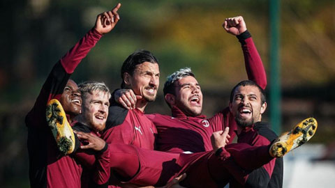 Hướng tới trận Napoli vs Milan: Gattuso và Ibrahimovic, hai quái thú tái ngộ