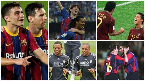 """Messi, Guardiola và những """"người thầy"""" vĩ đại của làng bóng đá"""