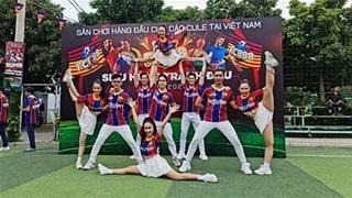 'Siêu hùng tranh đấu' - bữa tiệc bóng đá, âm nhạc sôi động cho fan bóng đá Việt Nam