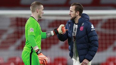 ĐT Anh đứng thứ ba tại vòng bảng Nations League