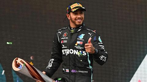 5 yếu tố tạo ra sự vĩ đại của Lewis Hamilton
