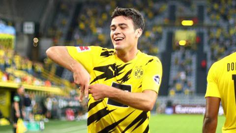 """Dortmund """"trói chân"""" Gio Reyna đến năm 2025"""
