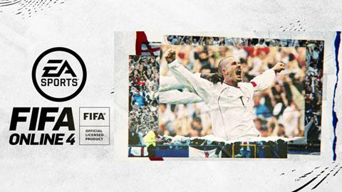 Cực HOT: Game thủ phát sốt khi David Beckham chính thức hợp tác với FIFA Online 4, tạo nên bom tấn thay đổi làng game