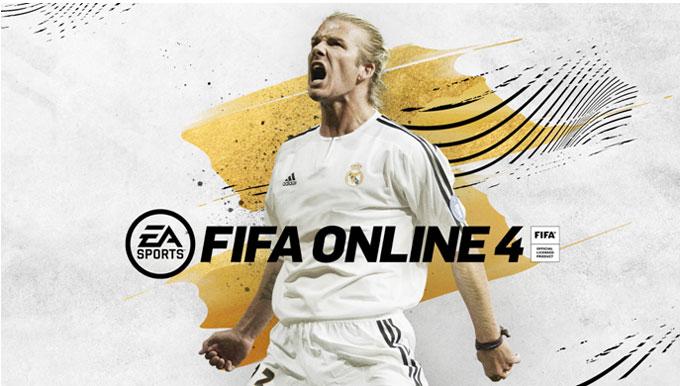 David Beckham và FIFA Online 4 - sự kết hợp hoàn hảo